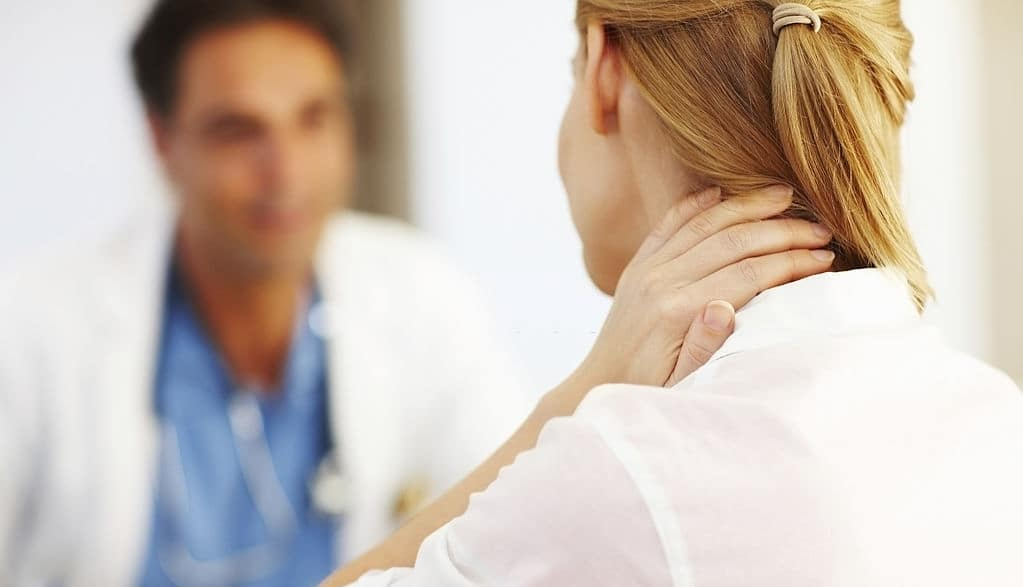 Neck Pain-Causes, Diagnosis, And Treatment